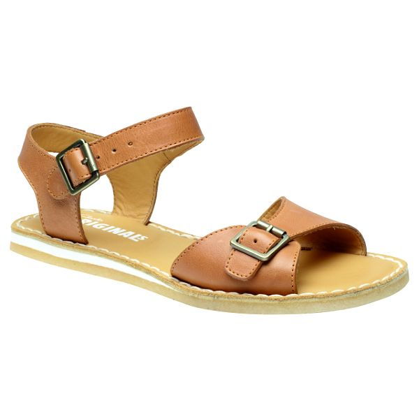 Dámské béžové sandále Clarks