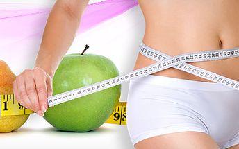 Začněte zdravě hubnout i žít: hodina s výživovým poradcem + analýza Vašeho těla!