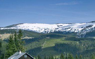 Dovolená v PECI POD SNĚŽKOU! 4denní pobyt pro 2 osoby s polopenzí v horské boudě MÍLA. Platnost kuponu AŽ do konce roku 2015