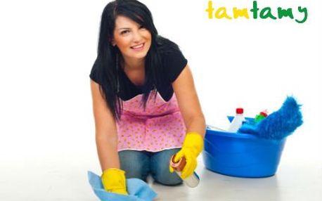Kompletní úklid domácnosti od profesionálů!
