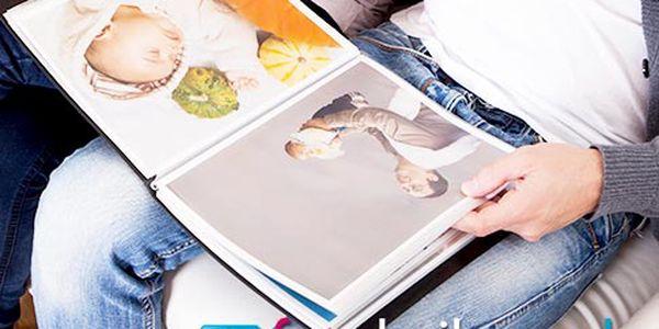 Originální fotokniha nebo fotosešit – formát A4