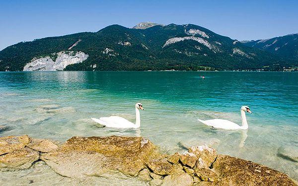Jednodenní poznávací zájezd k jezerům Solné komory v Rakousku