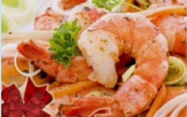 249 Kč za 30 KUSŮ TYGŘÍCH KREVET+ zdarma italský aperitiv Limoncello 0,02l za úžasnou cenu v Pizzeria Cappuccini Ristorante! Tygří krevety připravované na 4 různé způsoby s filipínskou, zázvorovou a česnekovou omáčkou.