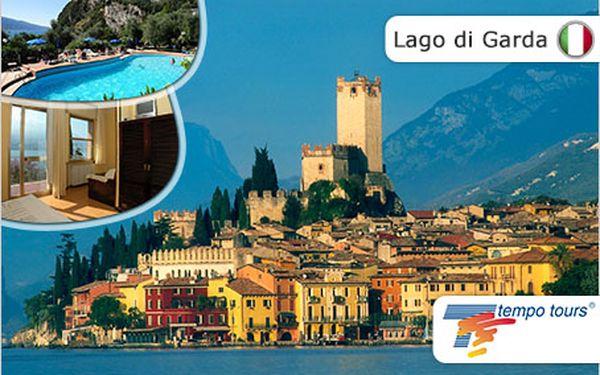 Dovolená v ráji – prodloužený víkend u Lago di Garda již od 2495 Kč.