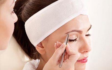 Profesionální hodinové kosmetické ošetření obličej...