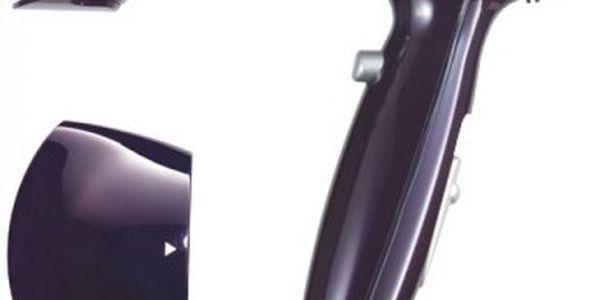 Vysoušeč vlasů Bosch PHD 6160 pro šetrné narovnávání vlasů.