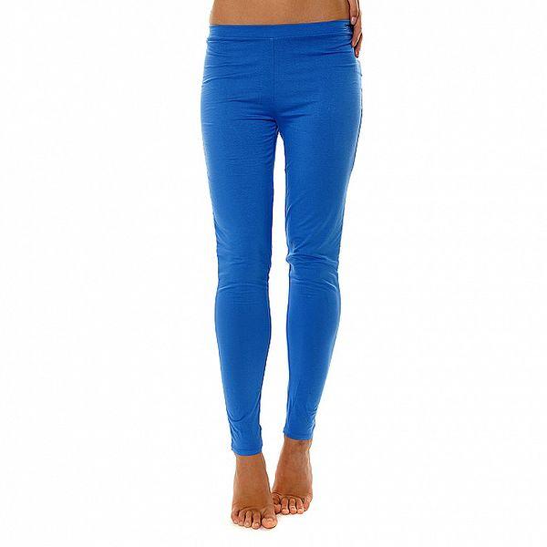 Dámské zářivě modré pyžamové kalhoty Calvin Klein