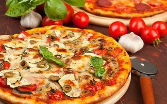 2x 32cm super pizza v Original Cappuccini Restaurant!