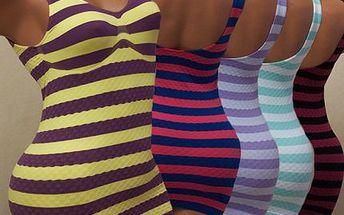Zpevňující košilka se sauna efektem s 53% slevou!