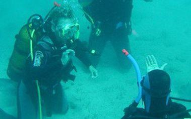Senzační LETNÍ dovolená & 7denní KURZ POTÁPĚNÍ na chorvatském ostrově BRAČ! Pro zkušené potápěče i úplné ZAČÁTEČNÍKY!