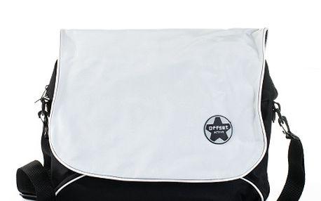 Bílá taška Star