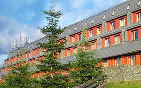 Fantastických 2500 Kč za pobyt pro 1 - 4 osoby na 5 dnů (4 noci) v horském apartmánu Ramzová v Jeseníkách!