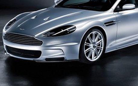 Zažijte NEZAPOMENUTELNÉ OKAMŽIKY za volantem supersportovního vozu! 30 min. jízdy ve Ferrari, McLarenu, Aston Martinu... na Letišti Příbram a po okolí
