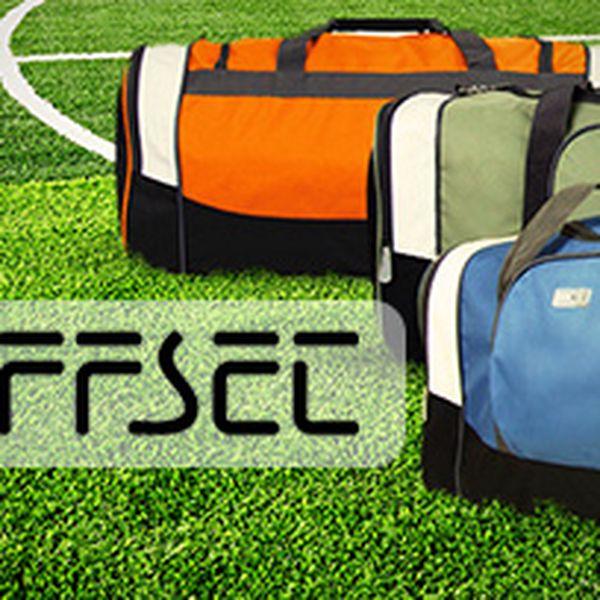 Sportovní tašky Offset a Sunray
