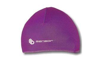 Sensor Thermo čepice lila M - určená pod lyžařskou přilbu