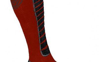 Lyžařská technická ponožka Snow Pro s anatomickou konstrukcí