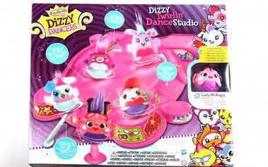 Dizzy Dancers taneční studio - 1 zvířátko Dizzy Dancer ze zvláštní edice.