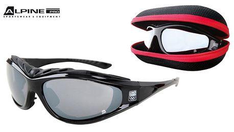 Brýle Alpine Pro z londýnské kolekce