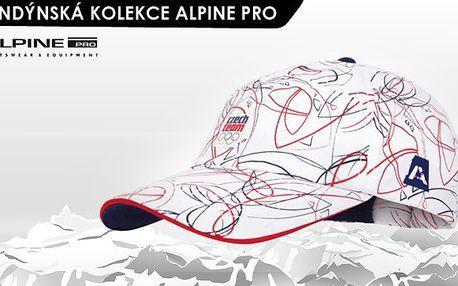Kšiltovka Alpine Pro z londýnské kolekce