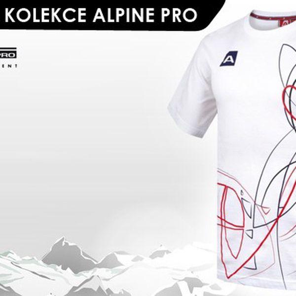Pánské triko Alpine Pro z londýnské kolekce