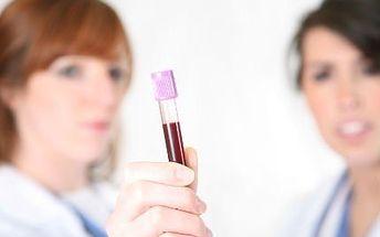 Vyšetření kapky krve, detoxikace, analýza jídelníčku!