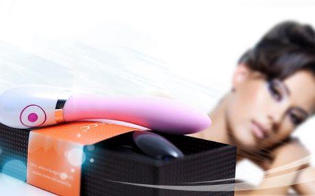 Spestrite si svoj intímny život! Kúpte si Luxusný VIBRÁTOR G-spot značky ODECO zo 100% lekárskeho silikónu! Určite Vás očarí perfektným spracovaním a príjemným materiálom! Cena skvelých 24,90 Eur vrátane poštovného!
