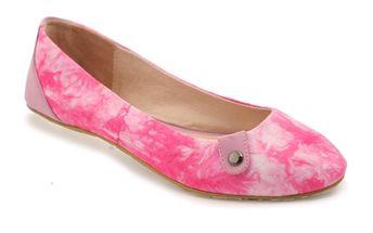 Dámské baleríny Red Hot růžová batika