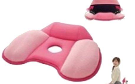 Tvarovaný podsedák na židli pro správné držení těla a poštovné ZDARMA! - 6402812