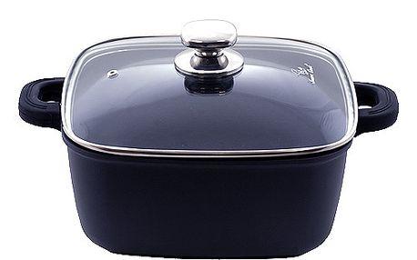 Špičkový titanový hrnec s poklicí 28cm - Smart Cook