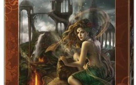 Puzzle HEYE 1000 dílků - Cris Ortega: Láva