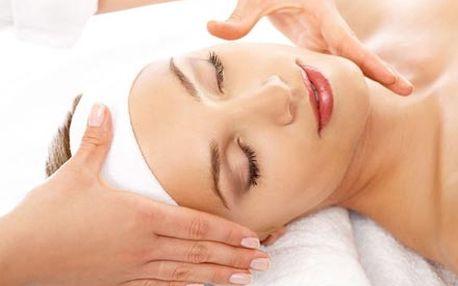 Kompletní 90 minutové kosmetické ošetření pleti, v...