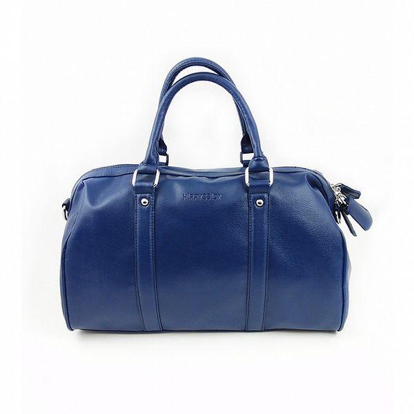 Dámska modrá kabelka Hippyssidy
