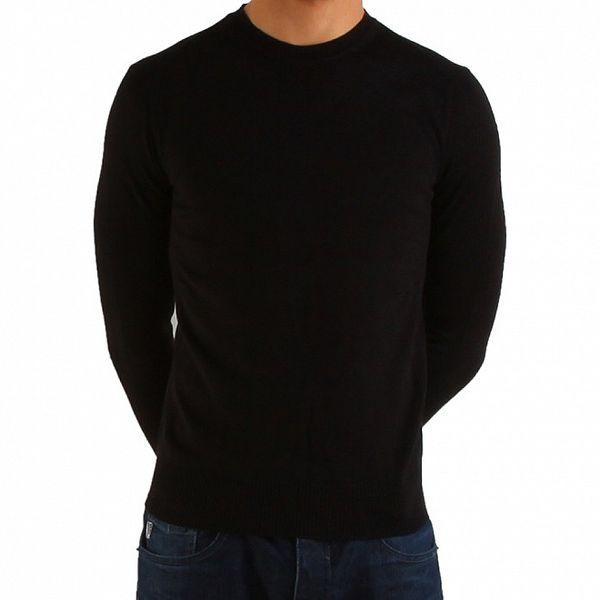 Pánský černý svetr Calvin Klein