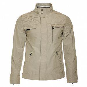 Pánska béžová jarná bunda Roberto Verino