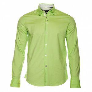 Pánská světle zelená košile Roberto Verino