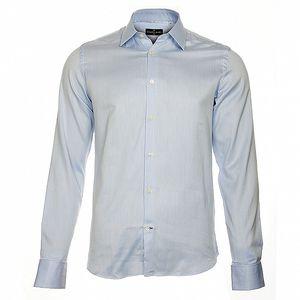 Pánska svetlo modrá košeľa Roberto Verino