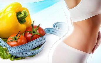 Analýza Vašeho těla přístrojem Tanita + 2měsíční jídelníček na míru jen za 180 Kč!!