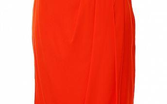 Dámská červená sukně nad kolena Roberto Verino