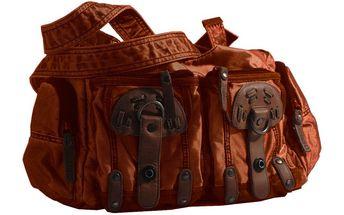 Dámská kabelka Red Hot cihlově červená