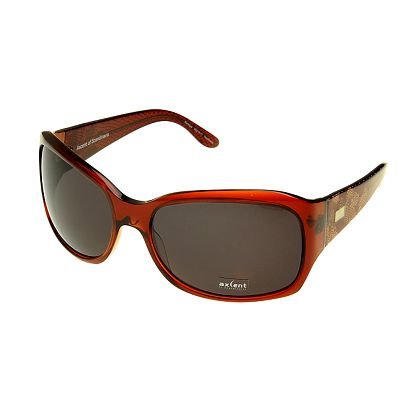 Dámské karamelové brýle Axcent