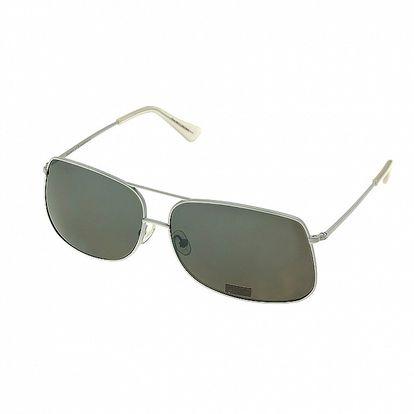 Dámské bílé pilotní brýle Axcent