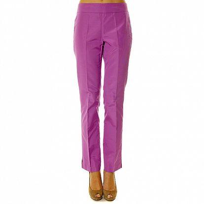 Dámske fialkové nohavice Roberto Verino