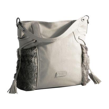 Dámská taška Red Hot béžovo-krémová