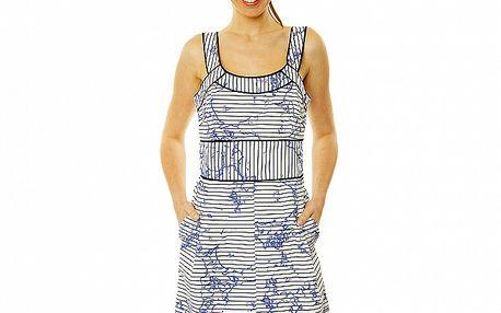 Dámske letné šaty v štýle Giny Lollobrigidy Roberto Verino