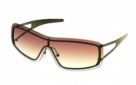 Dámské zelené sluneční brýle Axcent