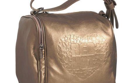 Dámská kabelka Red Hot bronzová