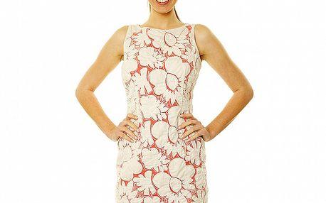 Dámské letní šaty ve stylu Romy Schneider Roberto Verino