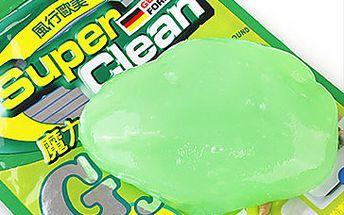 Fantastických 98 Kč za SUPERGEL - unikátní čistící hmotu, která vyčistí prakticky vše!