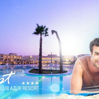 8 denní letecký zájezd do egyptské makadi bay vč. Ubytování v krásném 4* hotelu přímo na pláži s nabitým all inclusive za 13 990 kč! Velice atraktivní termíny. Nyní platíte pouze zálohu ve výši 3 990 kč, zbytek těsně před odletem!