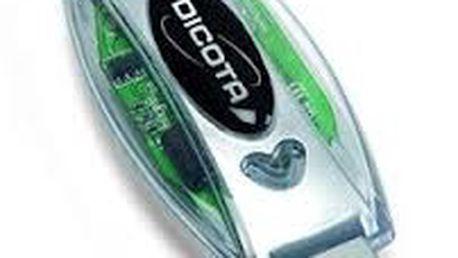 Dicota USB pro dva PC - Vysokorychlostní kabelový adaptér USB 2.0 k přenosu dat